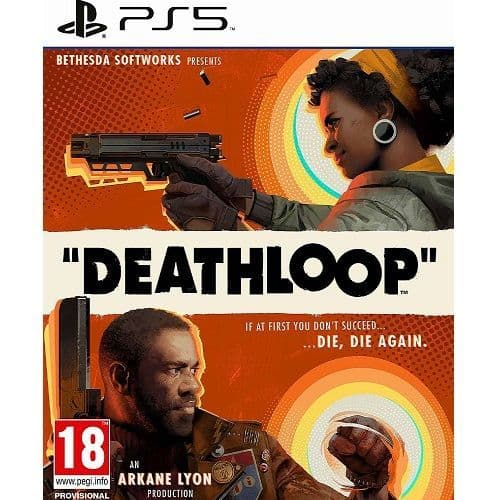 Deathloop PS5 Game